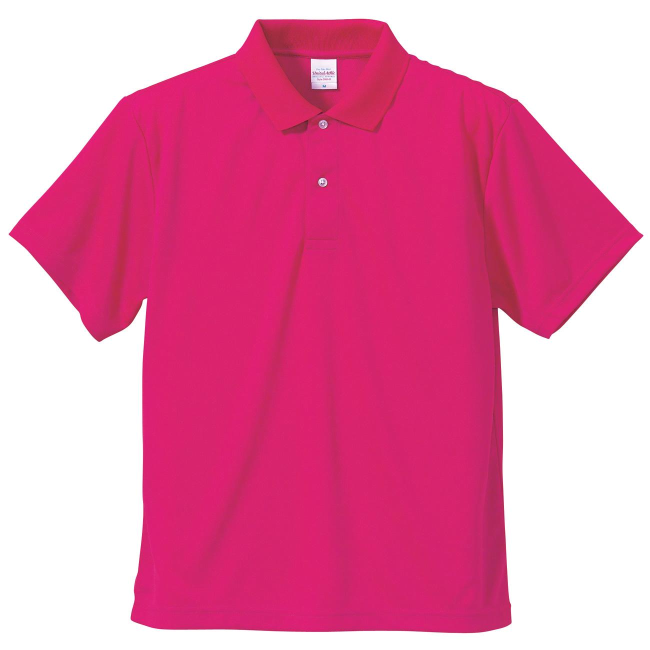 ソフトドライポロシャツ